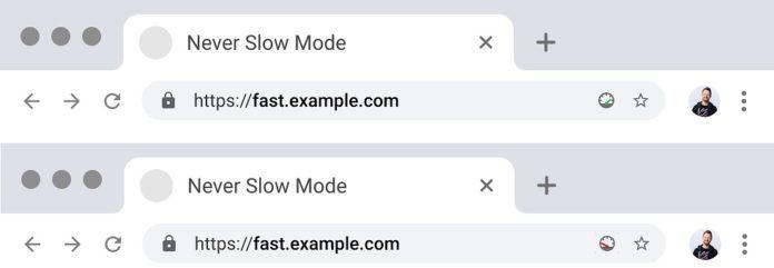 谷歌Chrome浏览器极速模式Never Slow Mode细节曝光的照片 - 2