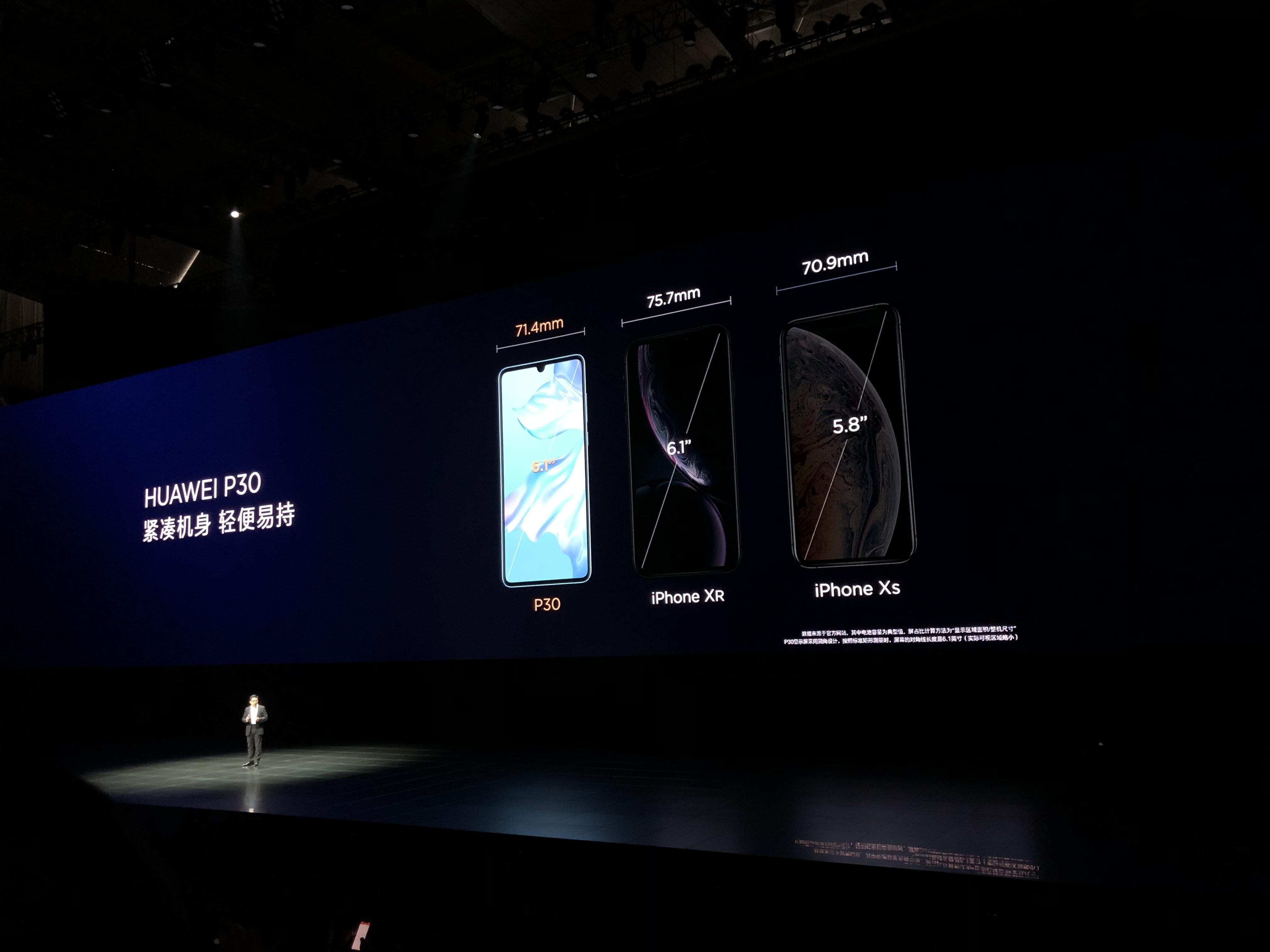 华为P30国行版发布 售价3988元起 比国际版便宜近半的照片 - 3