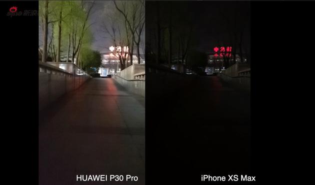 HUAWEI P30 Pro评测:夜视仪多强和iPhone比比就知道的照片 - 10
