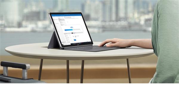 骁龙850加持 华为MateBook E 2019二合一笔记本上架的照片 - 3