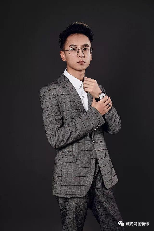 鸿图装饰设计师-杜光福