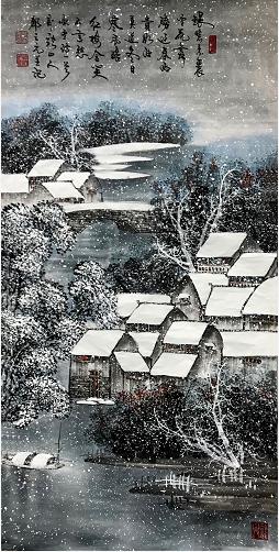 �w庆祝建国七十周年暨邓之元创意书画展》将于八一建军节开幕