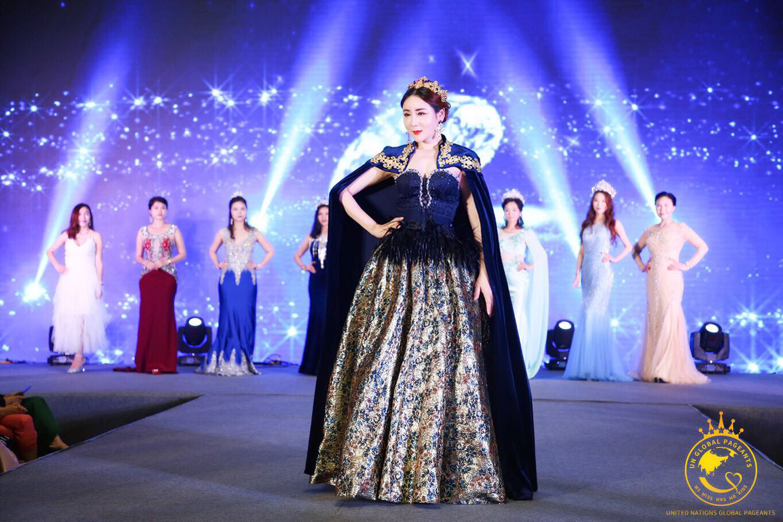 2019UNG全球联合选美盛典启动新闻发布会在深圳隆重举办