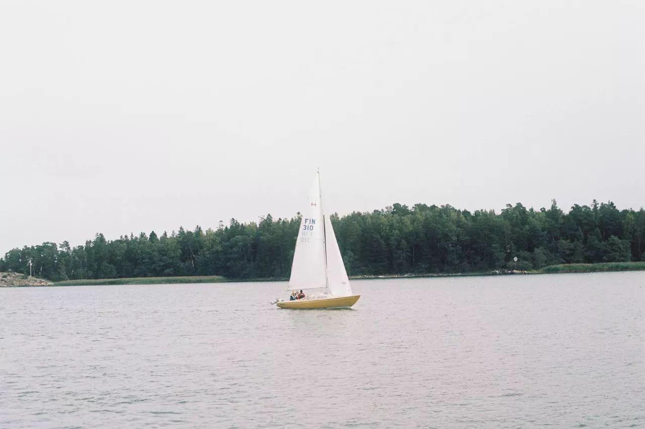 图尔库帆船