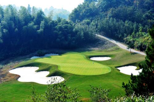 古意徽韵 藏龙卧虎 记亚洲最美高尔夫球场