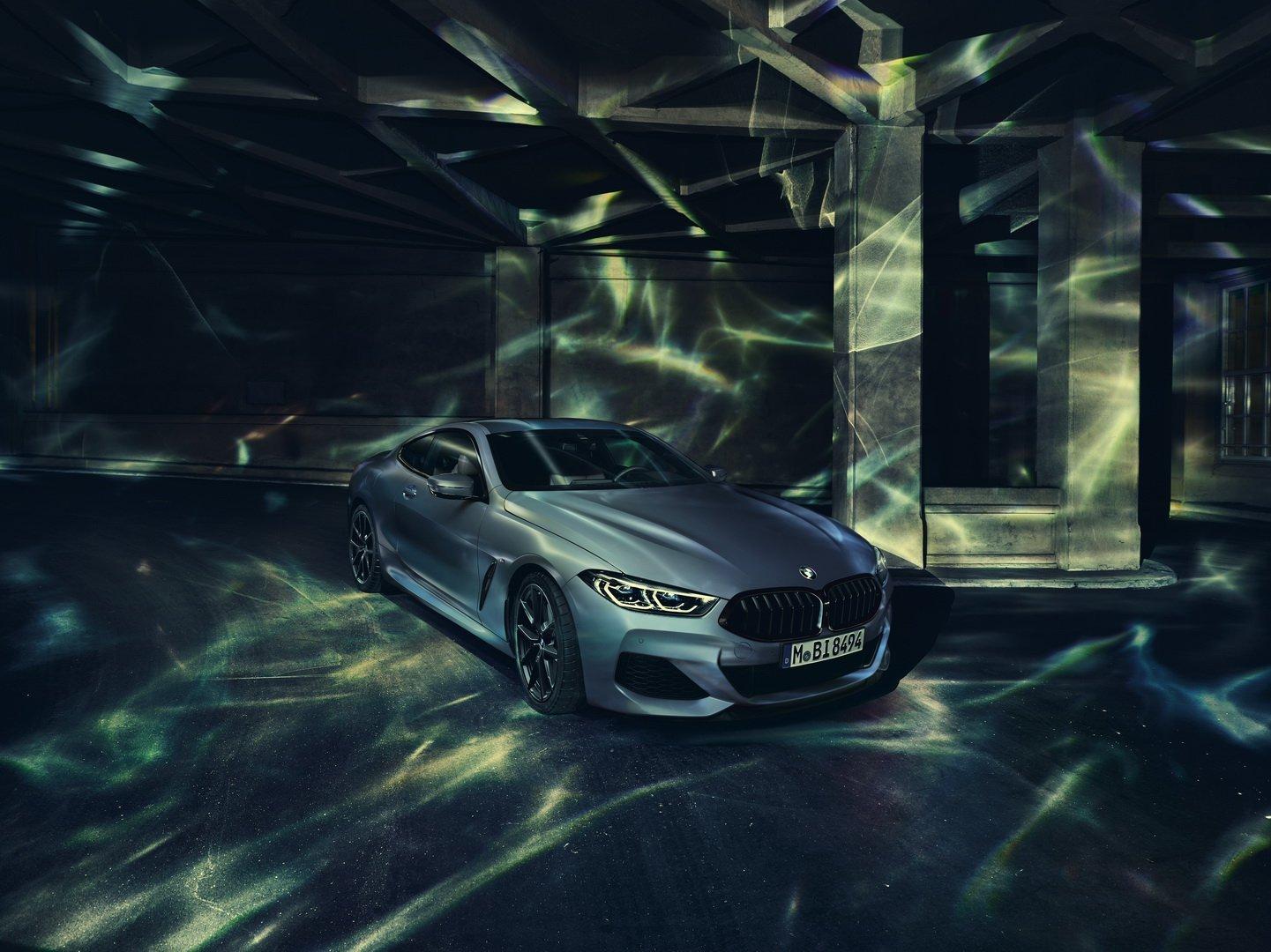 宝马BMW8系M850i xDrive Coupe双门轿跑车限量供应