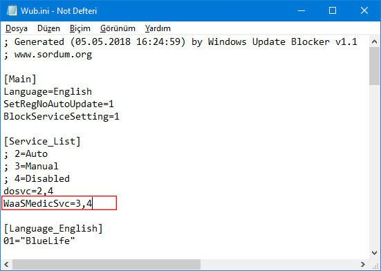拒做Win10 1903尝鲜者:Windows Update Blocker 1.2发布的照片 - 4
