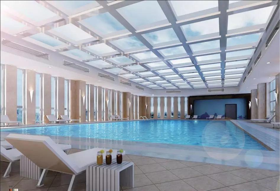 游泳池阳光房
