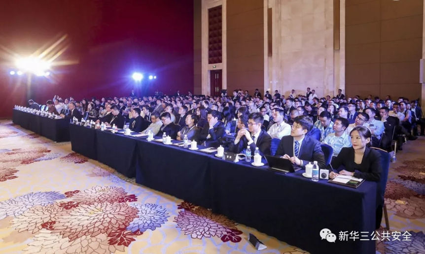 懂行业、广实践、泛生态 | 2019 领航者峰会新华三智绘平安