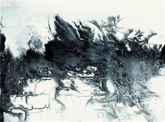 艺美视界展览预告:反兑水墨--邵岩当代水墨艺术展