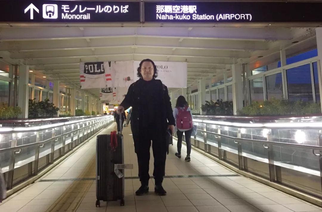 让和平之花、艺术之果开满冲绳 ——记著名艺术家王华明携艺术作品访问冲绳