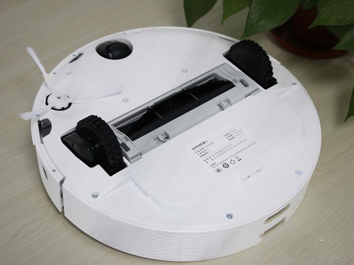 360扫地机器人S7:中规中矩不会买错的工具