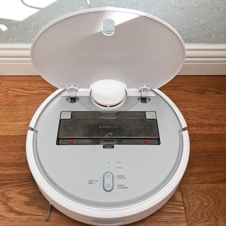 小米扫地机器人1S:够智能优秀,仍不够完美