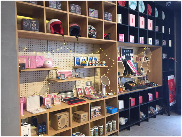 五一必去的网红打卡点!One2Go首家线下店在武林广场开业啦!