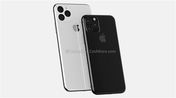 "iPhone 11、11 Max最新""浴霸""三摄渲染图:凸起上还有凸起的照片 - 3"