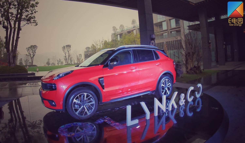 领克产品计划曝光 预计2020年在中国市场推出10款新车