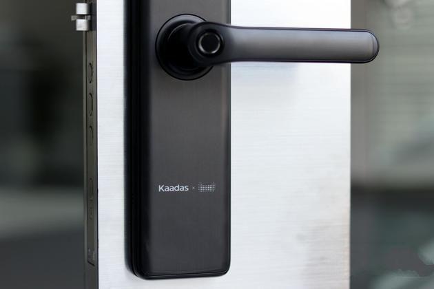 凯迪仕天猫精灵智能门锁TK2评测:中规中矩的简