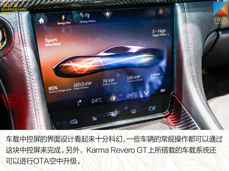 想要个性超跑的千万别错过 静态体验Karma Revero GT