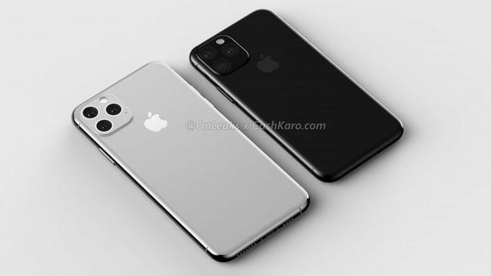 "iPhone 11、11 Max最新""浴霸""三摄渲染图:凸起上还有凸起的照片 - 7"