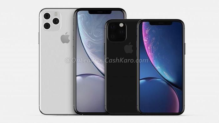 "iPhone 11、11 Max最新""浴霸""三摄渲染图:凸起上还有凸起的照片 - 6"