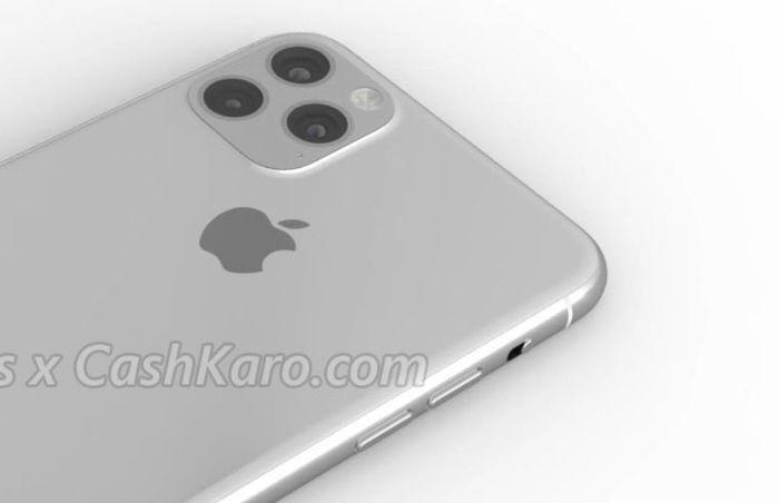 "iPhone 11、11 Max最新""浴霸""三摄渲染图:凸起上还有凸起的照片 - 5"