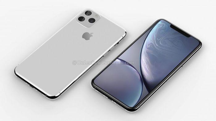 "iPhone 11、11 Max最新""浴霸""三摄渲染图:凸起上还有凸起"