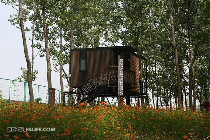 有的放矢:镇江金山湖国际房车露营地解析
