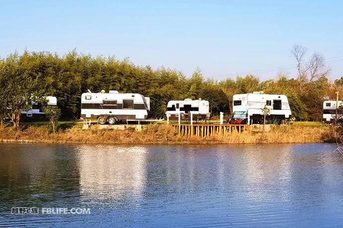 新江湖论剑:上海路程自驾车与房车露营地解析