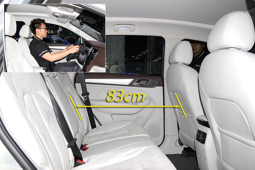 第一名又是大众 10款紧凑SUV空间横评