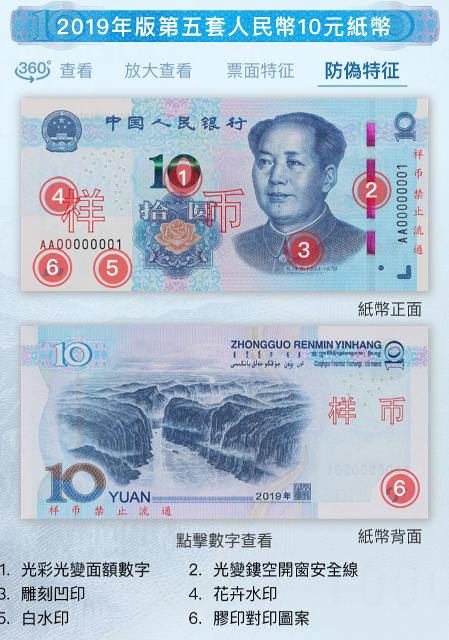 知识贴!新版人民币如何识别真伪?的照片 - 4