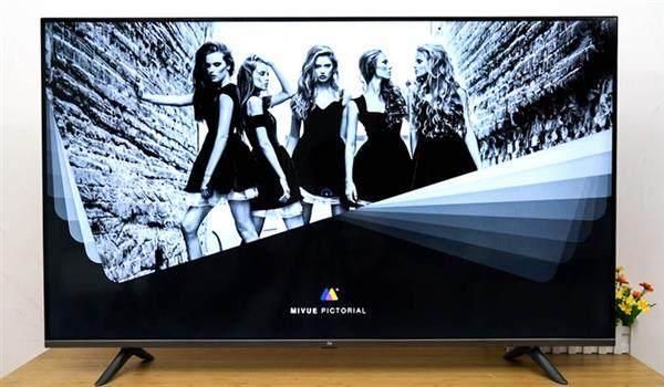 小米全面屏电视E55A测评:55寸轻薄无边框全面屏
