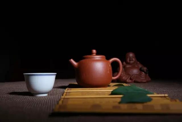 掌握这三大要素,用手机也能拍出好看的茶席~