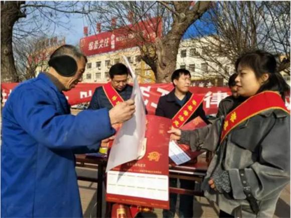 """德孝中华周刊:山东聊城新时代""""枫桥经验""""的莘县实践"""