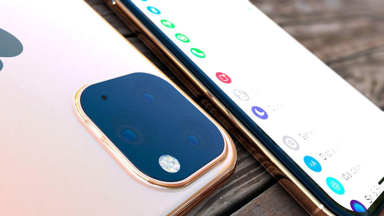 这可能是最好看的iPhone 11概念渲染图了的照片 - 12