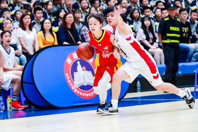 教育部2019全国校园篮球冠军赛(初中)暨Jr.NBA全球冠军赛中国区选拔赛四大赛区收官,16支男女子球队晋级全国总决赛