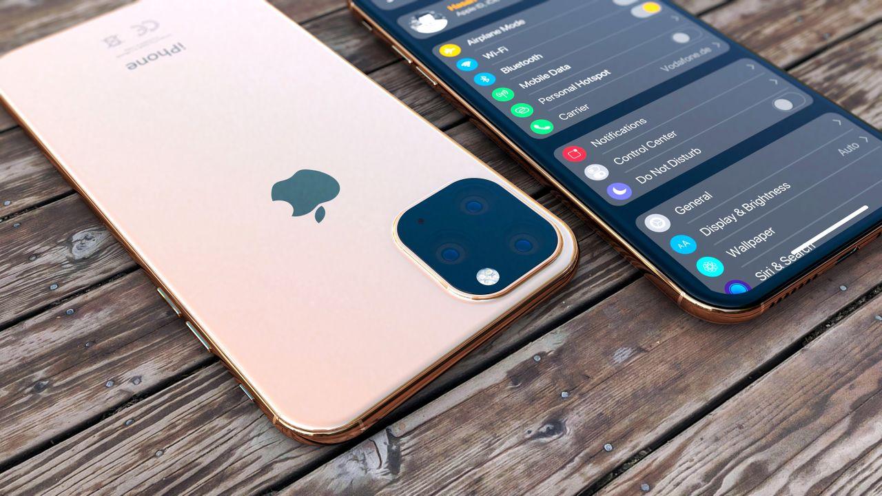 这可能是最好看的iPhone 11概念渲染图了的照片 - 9