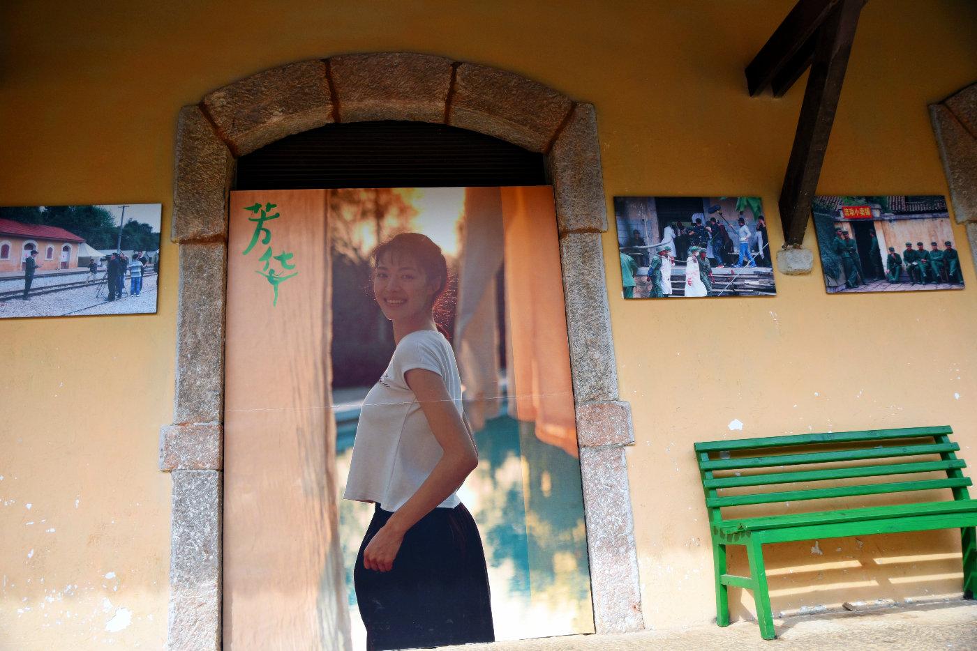 跟着电影《芳华》的取景点去旅行、走进美丽的碧色寨...