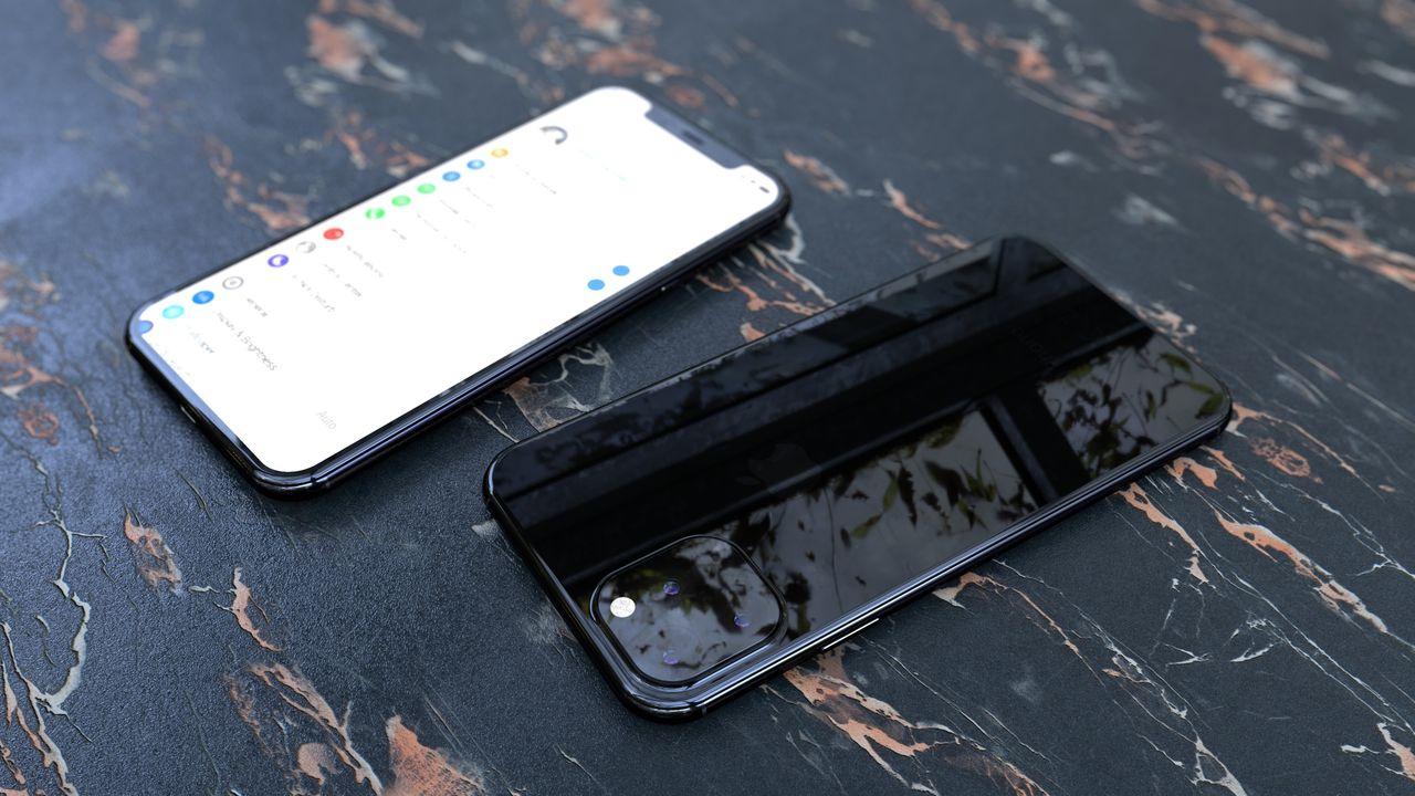 这可能是最好看的iPhone 11概念渲染图了的照片 - 7