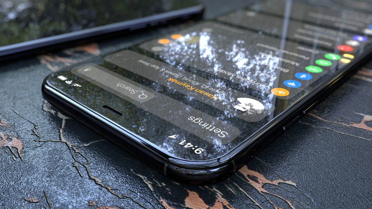 这可能是最好看的iPhone 11概念渲染图了的照片 - 8