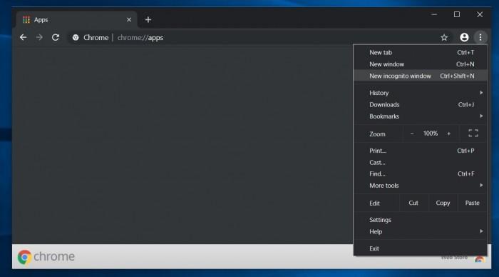 如何禁用新版Chrome的Dark主题的照片 - 2
