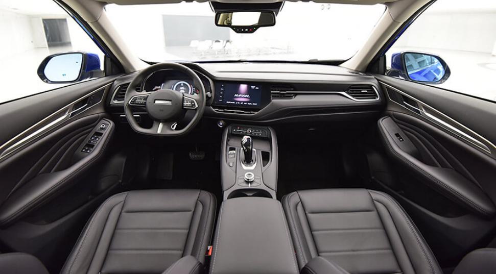 AI智联新时代,全球车哈弗F7成为自驾出行首选