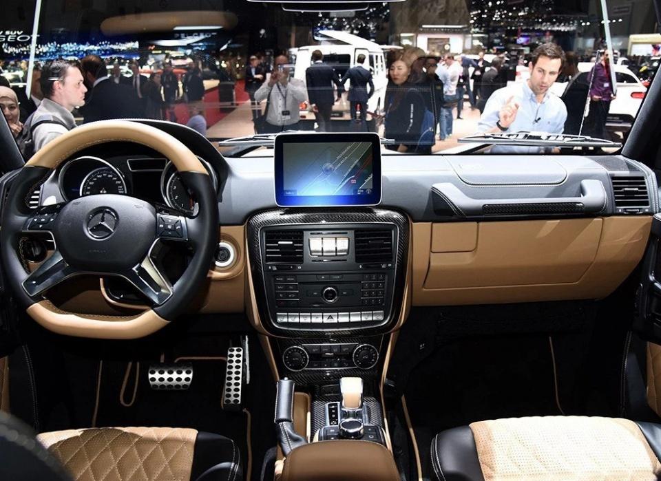 Uedbet盘点全球经典豪车SUV能看到一眼就很幸运 88娱乐 第1张