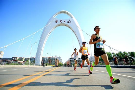 2019第二届乐都城峰峰・企业家马拉松顺利开跑