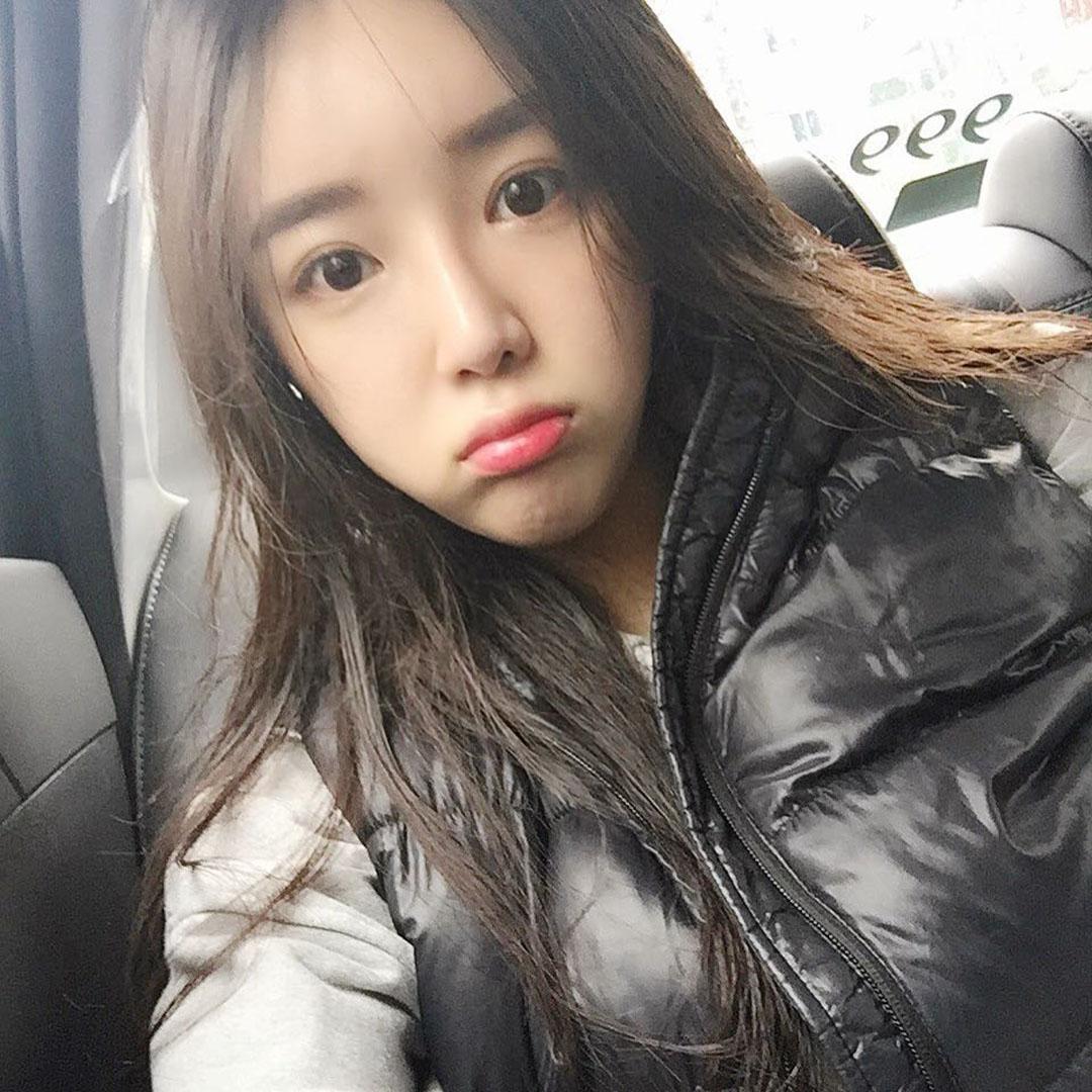 韩国美女模特lilolilo,清秀靓丽,精选合辑一40张