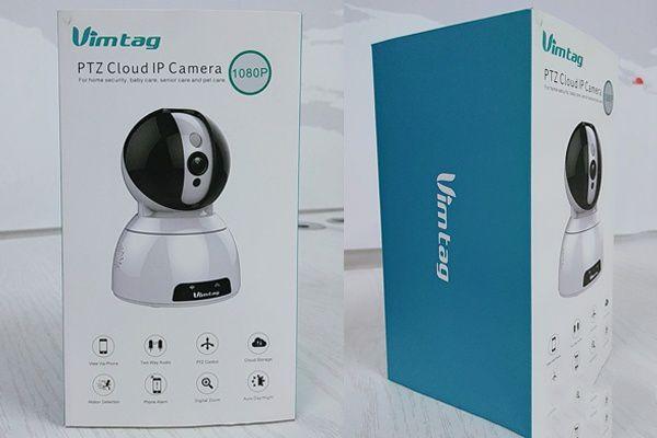 微目腾科Vimtag CP3家用摄像机评测:智能且功能齐