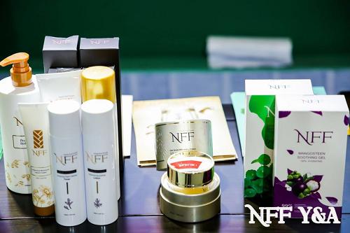 NFF、Y&A品牌見面會,林志穎為各大超級網紅頒獎