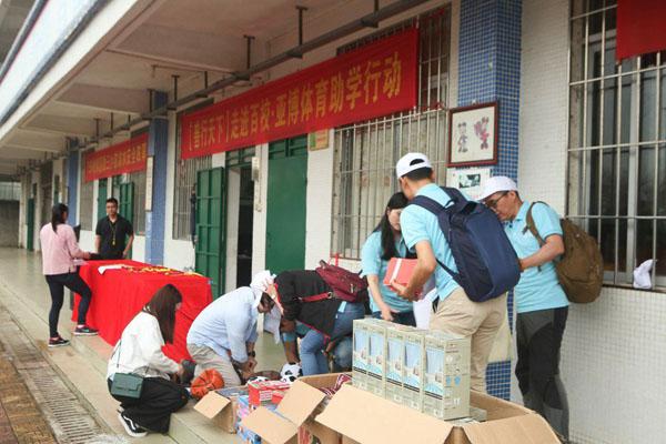 关注中国足球青训发展 亚博体育践行公益先行
