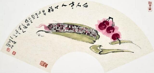 书画名家刘曦林精美艺术作品欣赏