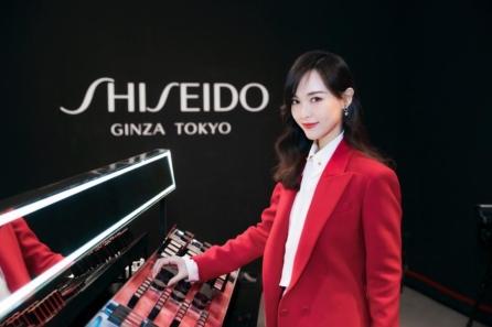 資生堂x天貓超級品牌日 發布全新彩妝 日式之美 一觸即發