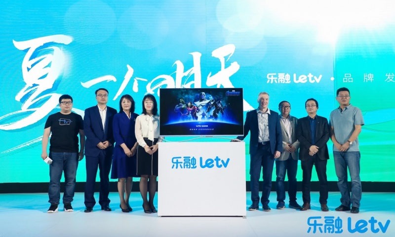 Letv超级电视品牌正式升级为乐融Letv  用极致科技关怀家人生活